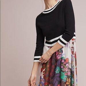 Anthropologie Maeve Osceola Sweater Dress Size XL